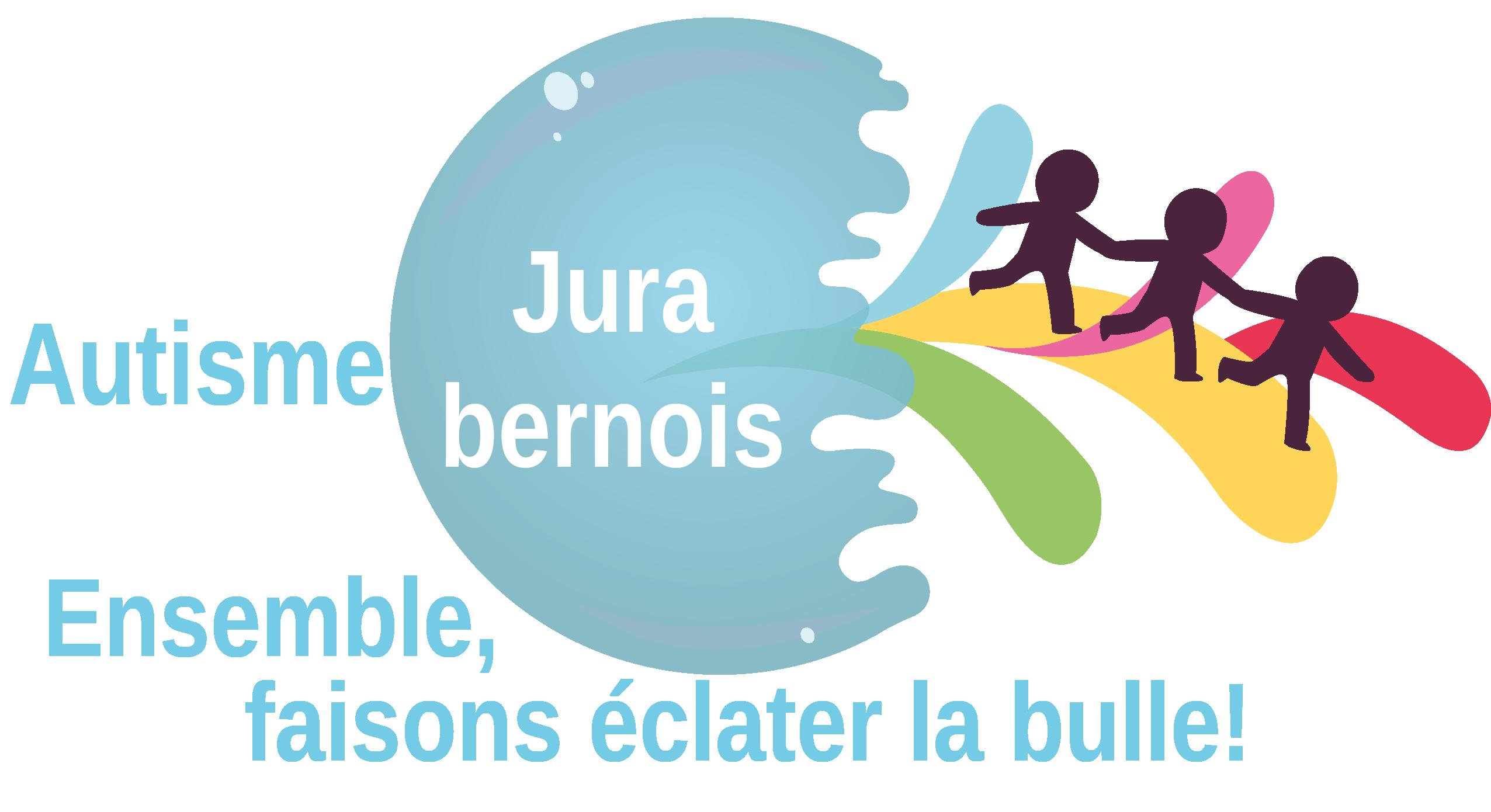 Logo Autisme Jura Bernois